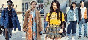 Korean Fashion Versus Western Fashion