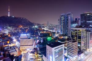 Seoul at Night medical tourism