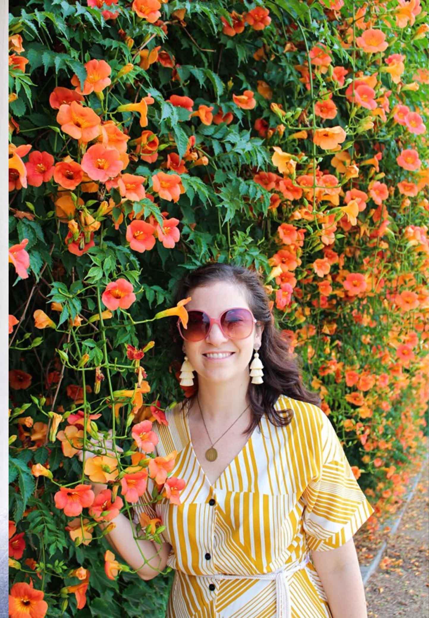 Hallie Bradley Travel Blogger in Seoul