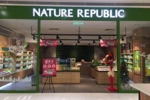 korean brands : nature republic