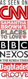"""CNN, BBC, Samantha Brown's """"Places To Love"""""""